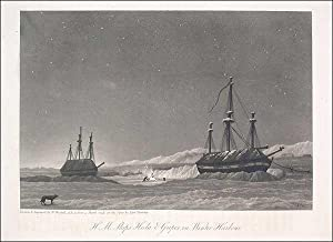 William Parry's First & Second Polar Voyages,: William Parry