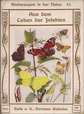 Aus dem Leben der Insekten - Kinderaugen: Buckley, Arabella B.