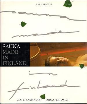 Sauna Made in Finland: Karjanoja, Matti /