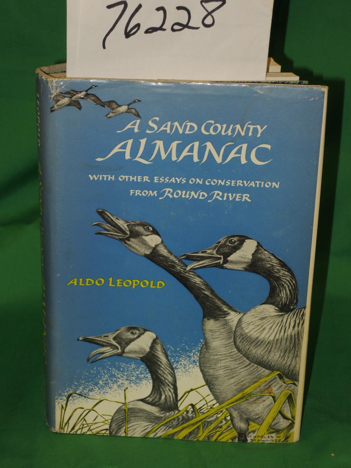 a sand county almanac questions Sand county almanac is as incisive and complex as it is trans  a sand county almanac also recasts our questions most of all, i hope that this volume will.