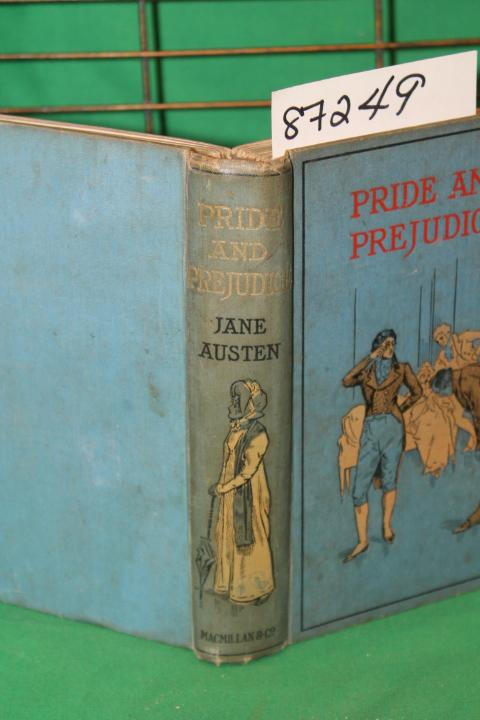 Pride and Prejudice: Austen, Jane and Dobson, Austin