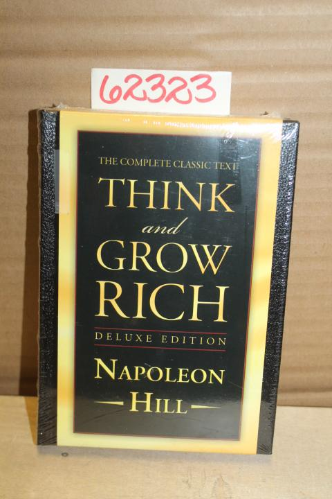 Think and grow rich by napoleon hill – the marketing academy.