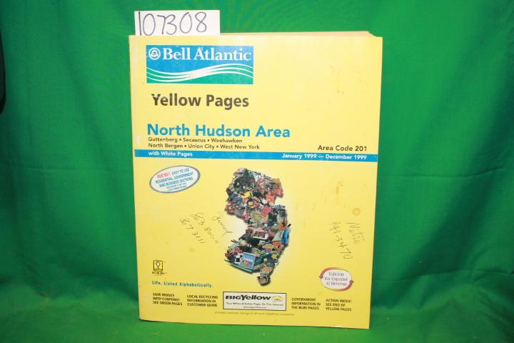 Bell Atlantic Telephone Directory North