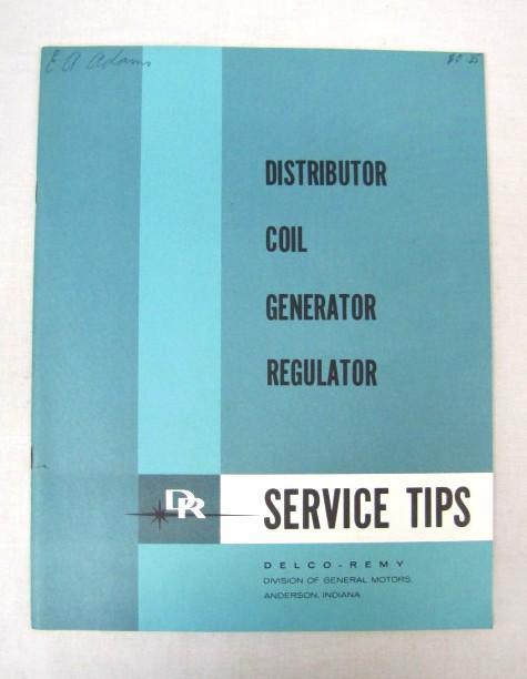delco remy abebooks rh abebooks co uk Delco Remy Generator Delco Remy Voltage Regulator Wiring Diagram