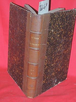 Le tour de France vol 2 Publication Nationale Illustree Description Pittoresque Des Sites, Vues, ...