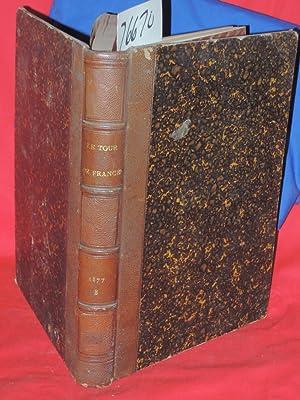 Le tour de France vol 3 Publication Nationale Illustree Description Pittoresque Des Sites, Vues, ...