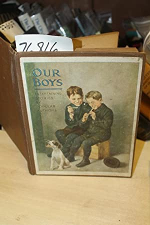 Our Boys Entertaining Stories: Popular Authors