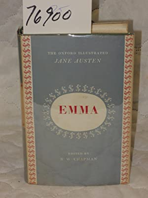 Novels of Jane Austen volume IV Emma: Chapman, R. W.