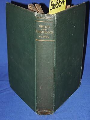 Pride and Prejudice, A.L.Burt Co, NY, Cornell: Austen, Jane