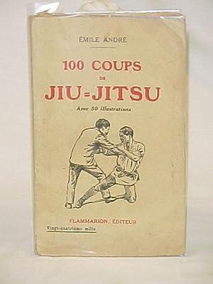 100 Coups de Jiu Jitsu: Andre, Emile