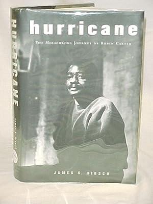 Hurricane: The Miraculous Journey of Rubin Carter: Hirsch, James S.