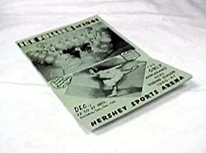 Ice Follies of 1941: Hershey Sports Arena