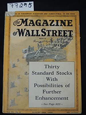 The Magazine of Wall Street Thirty Standard Stocks with Possibilities of Further Enhancement: ...