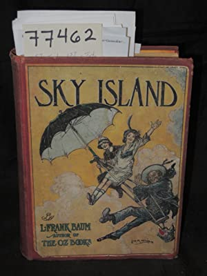 Sky Island Being the Further Exciting Adventures: Baum, L.Frank