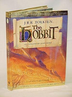 The Hobbit; A 3-D Pop-Up Adventure: Tolkien, J.R.R.