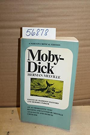 Moby-Dick: An Authoritative Text: Melville, Herman