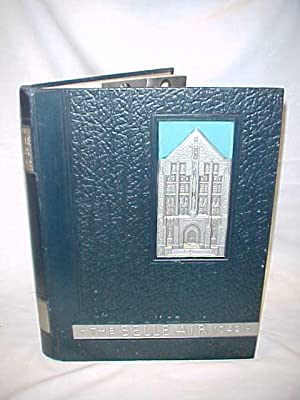The 1942 Belle Air Yearbook (indexed): VILLANOVA