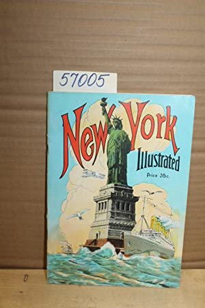 New York Illustrated: MANHATTAN POST CARD CO