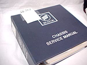 1983 Buick Chassis Service Manual Group 0 through Group 7 200-4R: General Motors Corp