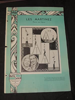 Florry and Harry: Les Martinez: Larry Boyd & Phil Wirth Inc. Strand Theatre Building