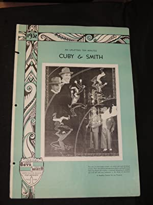 Cuby & Smith: An Uplifting Ten Minutes: Larry Boyd & Phil Wirth Inc. Strand Theatre Building