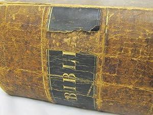 Biblia, Das IST Die Ganre bible: Luther, Martin