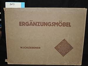 Erganzungsmobel: Schliebener, W.