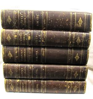 The Century Dictionary Volume 1-5: Whitney, William Dwight