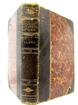 The Century Cyclopedia of Names: Smith, Benjamin E.