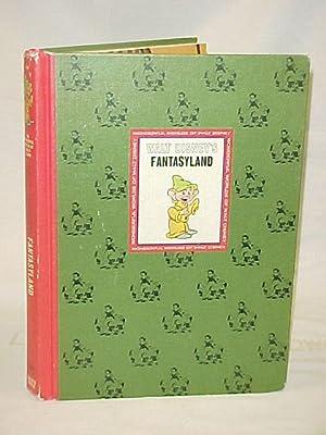 Walt Disney's Fantasyland (Wonderful World of Walt Disney): Walt Disney Studio