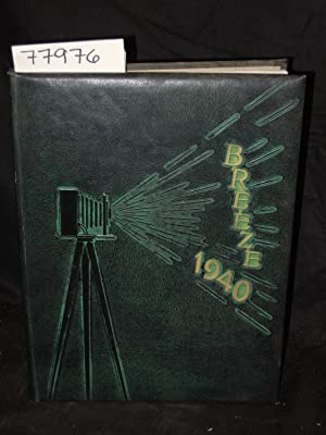BREEZE 1940 Pleasantville High School YEARBOOK: Pleasantville High School