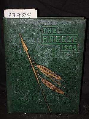 THE BREEZE 1948 Pleasantville High School YEARBOOK: Pleasantville HIgh School