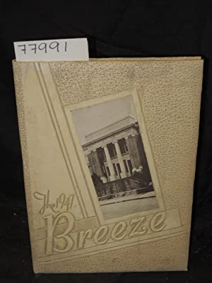 THE BREEZE 1947 PLEASANTVILLE HIGH SCHOOL YEARBOOK: Pleasantville High School