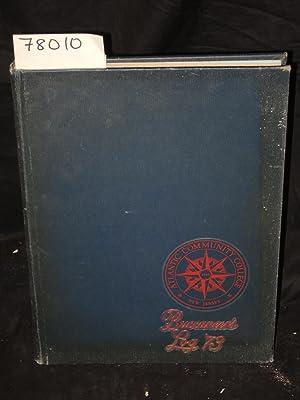 BUCCANEER'S '73 YEARBOOK ATLANTIC COMMUNITY COLLEGE CLASS OF 1973: ATLANTIC COMMUNITY ...