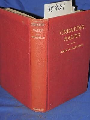 CREATING SALES: Hartman, John R.