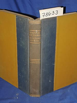 Doctrina Novae Hierosolymae de Domino: Swedenborg, Emanuelis Emanuel