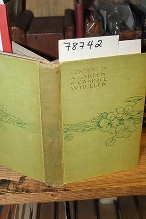 Content in a Garden: Wheeler, Candace
