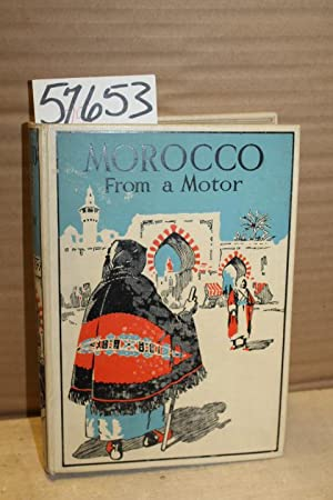 Morocco from a Motor: Vernon, Paul E.