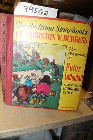 THE BEDTIME STORY-BOOKS: BURGESS, THORNTON W.