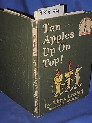 TEN APPLES UP ON TOP: LeSieg, Theo