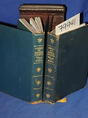 The Count of Monte Cristo Volume 1-2: Dumas, Alexandre