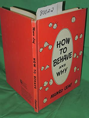 HOW TO BEHAVE AND WHY: LEAF, MUNRO