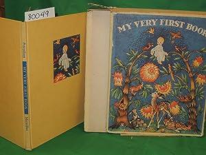 MY VERY FIRST BOOK: Petersham, Maud and Miska