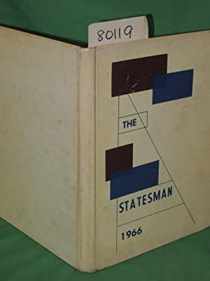 THE STATESMAN 1966, Delaware State College Chestnut Hill Academy YEARBOOK: Delaware State College