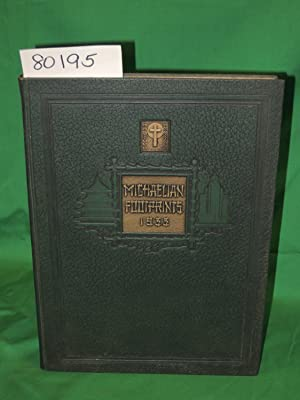 MICHAELIAN FOOTPRINTS 1933, Mission Number, St. Michael's High School, Chestnut Hill Academy ...