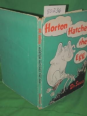 Horton Hatches the Egg: Seuss, Dr.