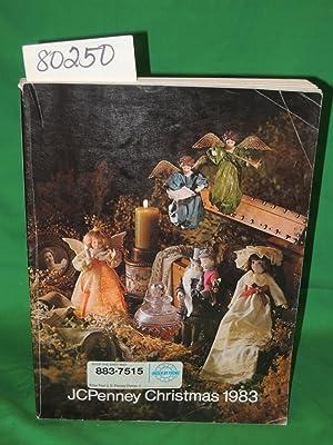 J C Penney Christmas Catalog 1983: J C Penney