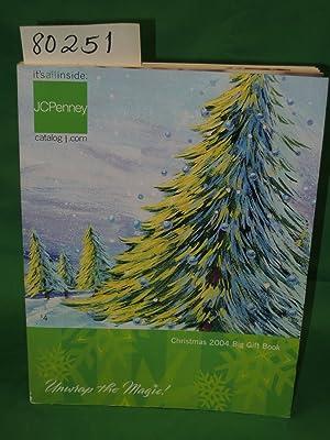 J C Penney Christmas Catalog 2004: J C Penney