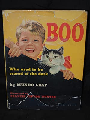 BOO Who Used to Be Scared of the Dark: Leaf, Munro