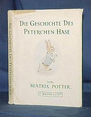 Die Geschichte des Peterchen Hase: Potter, Beatrix